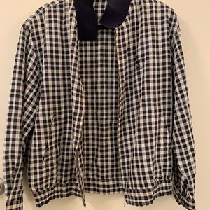 Yves Saint Laurent Jackets & Coats - YSL checked jacket / vintage / rare find
